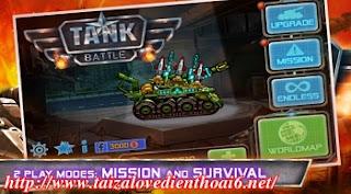 game bắn xe tăng