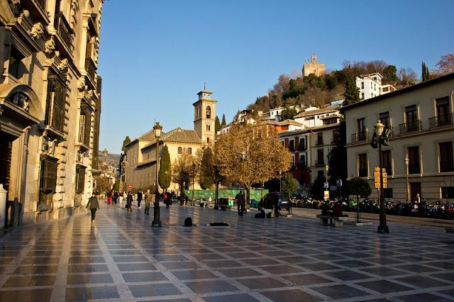 Restaurantes em Granada