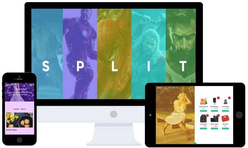Themfiy Split WordPress Premium Theme Responsive Design Free Download