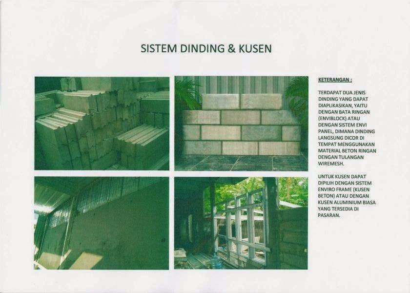 Sistem Dinding Kusen