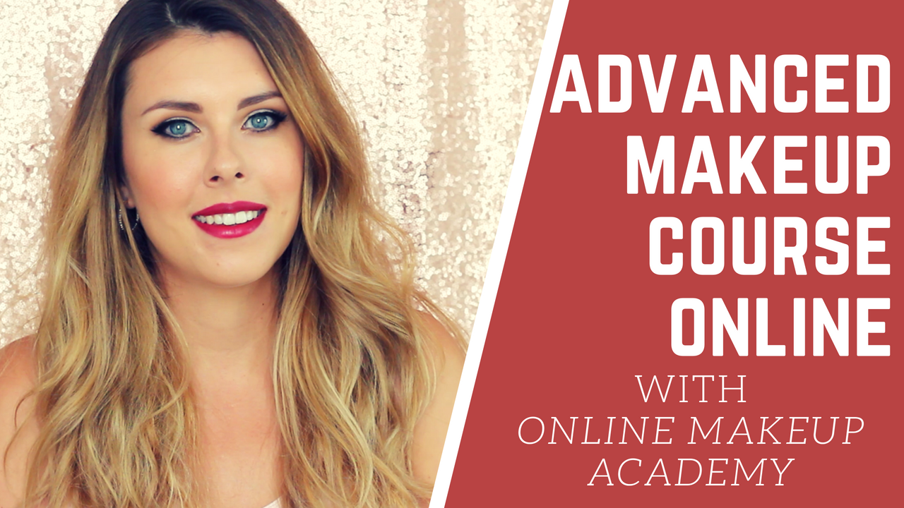 Video: Advanced Makeup Course Online Review & Mini Tutorial!