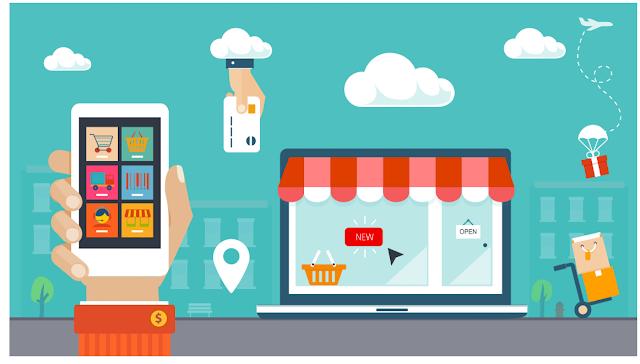 Shopper Thoughts! Laman web apakah ini?