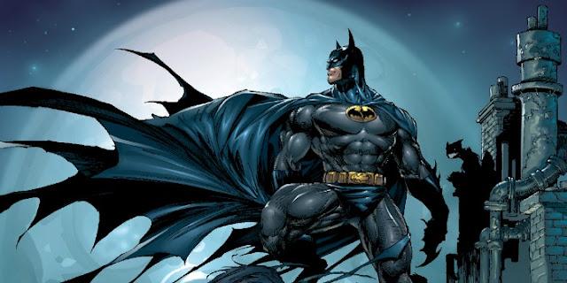 A cruzada mascarada – Batman e o nascimento da cultura nerd