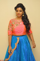 Nithya Shetty in Orange Choli at Kalamandir Foundation 7th anniversary Celebrations ~  Actress Galleries 003.JPG