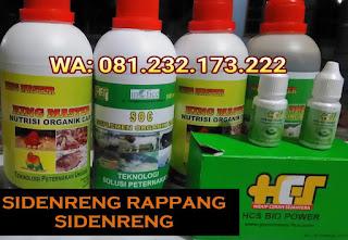 Jual SOC HCS, KINGMASTER, BIOPOWER Siap Kirim Sidenreng Rappang Sidenreng