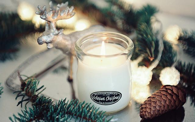 Moja zapachowa strefa komfortu + małe zakupy Milkhouse Candle - Czytaj więcej »