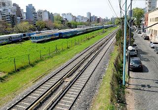 Más choques de vecinos vs. Gobierno por un playón ferroviario