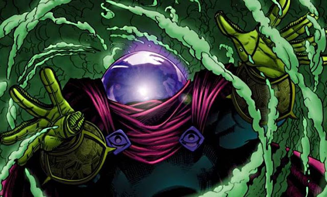 Mengenal Mysterio, Musuh Spider-Man di Film Homecoming 2
