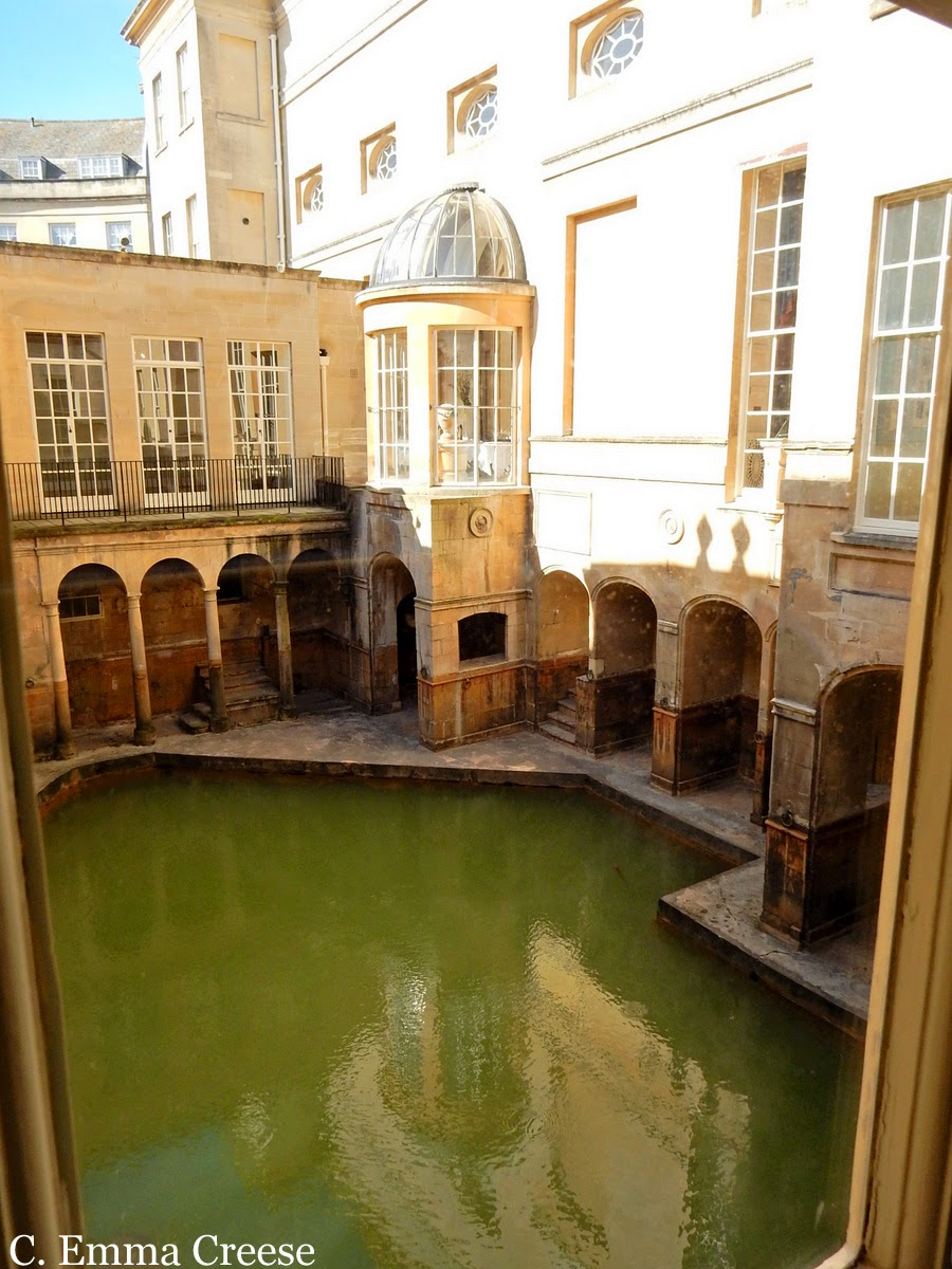 Ancient Roman Baths Adventures of a London Kiwi