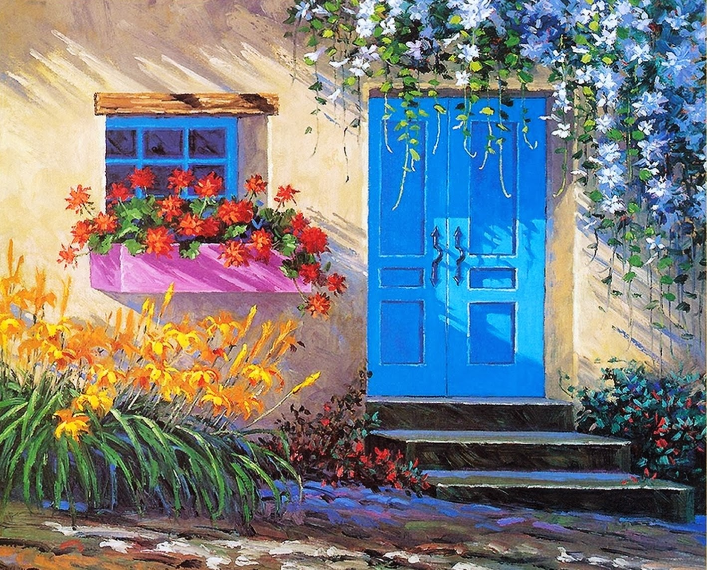 Colores Para Pintar Montanas Al Oleo Paisajes Marinos Para Pintar