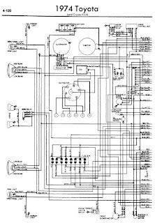 1970 Toyota Land Cruiser Wiring Diagram Foot Skeleton Fj55 1974 Diagrams Circuittoyota
