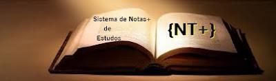 """Imagens da PALAVRA de DEUS Aberta, anunciando o iníicio do """"Sistema de Notas+ de Estudo"""""""