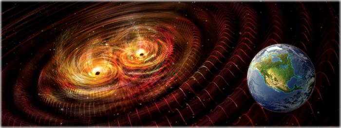 ondas gravitacionais - uma nova era de descobertas promete surpresas