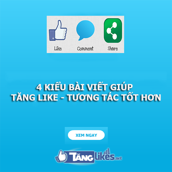tang like facebook ca nhan