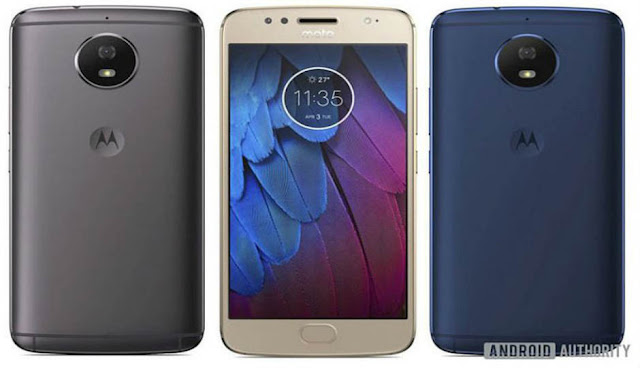 Moto G5S and G5S Plus specification and price