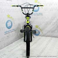Sepeda BMX Pacific Toxic TX05 Freestyle 20 Inci