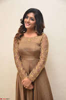 Eesha looks super cute in Beig Anarkali Dress at Maya Mall pre release function ~ Celebrities Exclusive Galleries 067.JPG