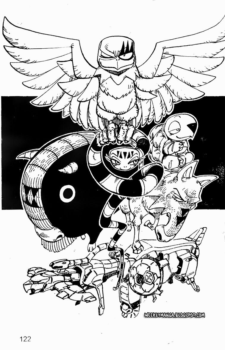 Shaman King [Vua pháp thuật] chap 141 trang 7