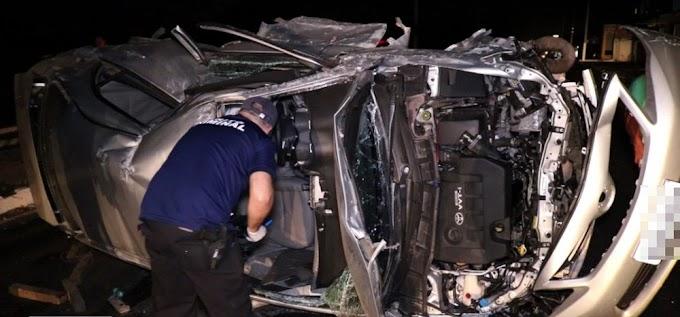 FATAL - Vereador do Maranhão morre em acidente de trânsito em Parnaíba