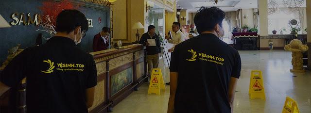 Giới thiệu thương hiệu VESINH.TOP