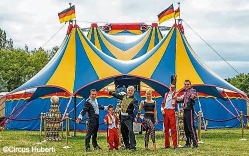 Zirkus Huberti