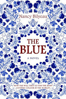 The Blue by Nancy Bilyeau book cover and review