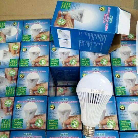 BYB Emergency Light Source | Lampu Kecemasan Serbaguna
