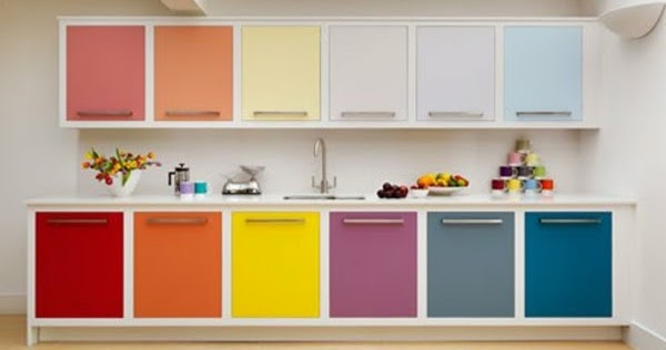 bright kitchen colors schemes 15 modern kitchen design ideas in bright color combinations 4911