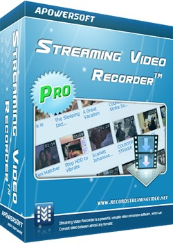 Apowersoft Streaming Video Recorder 6.0.8 + Serial