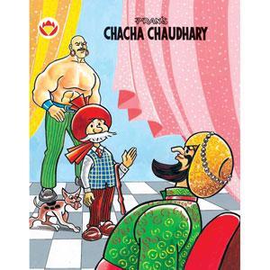 Chacha Chaudhary Cast