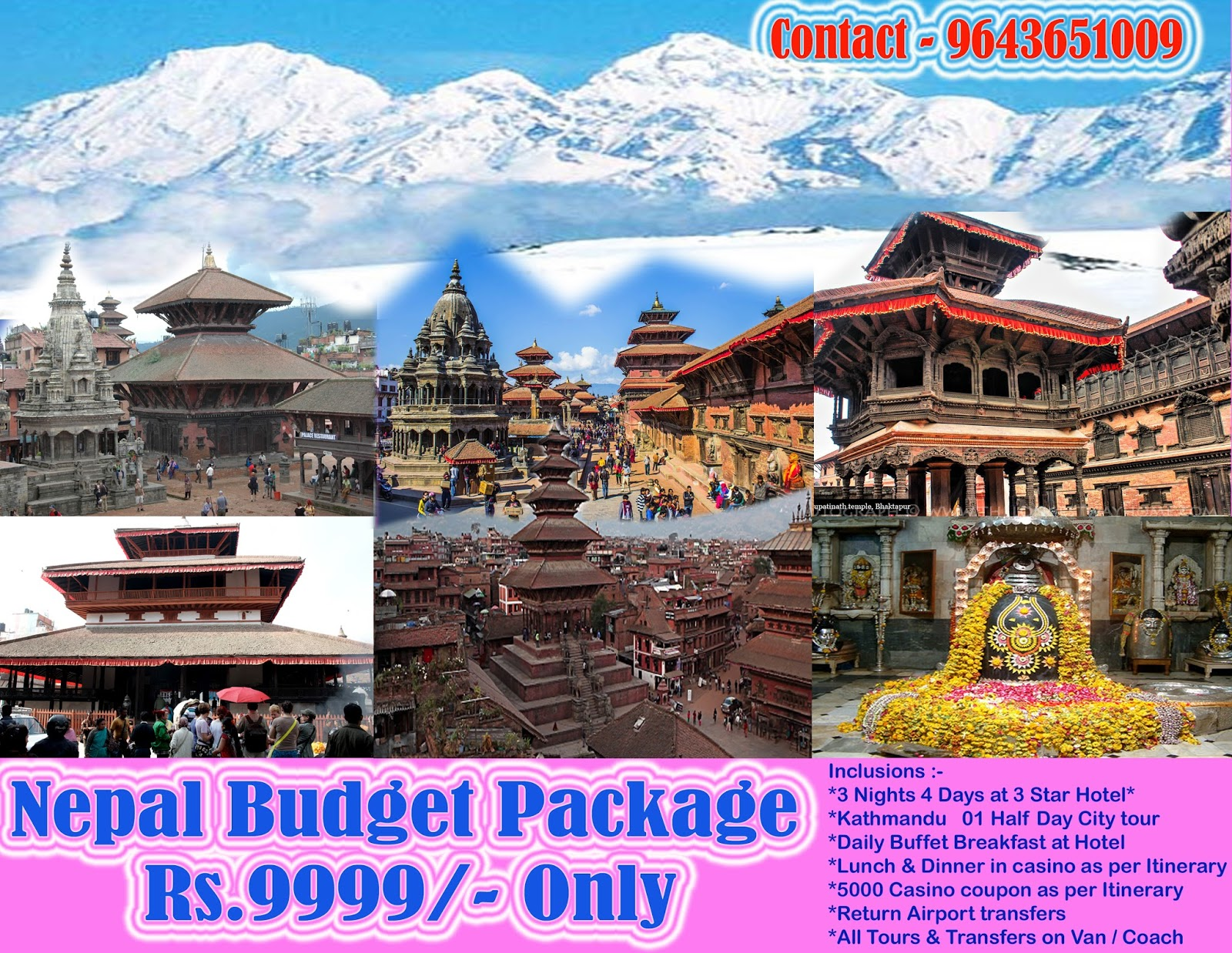 nepal holiday deals