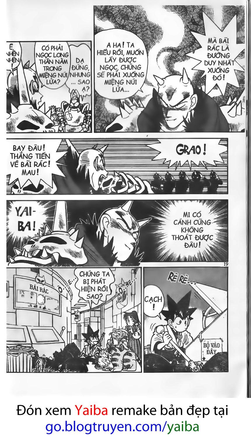 Yaiba chap 111 trang 16