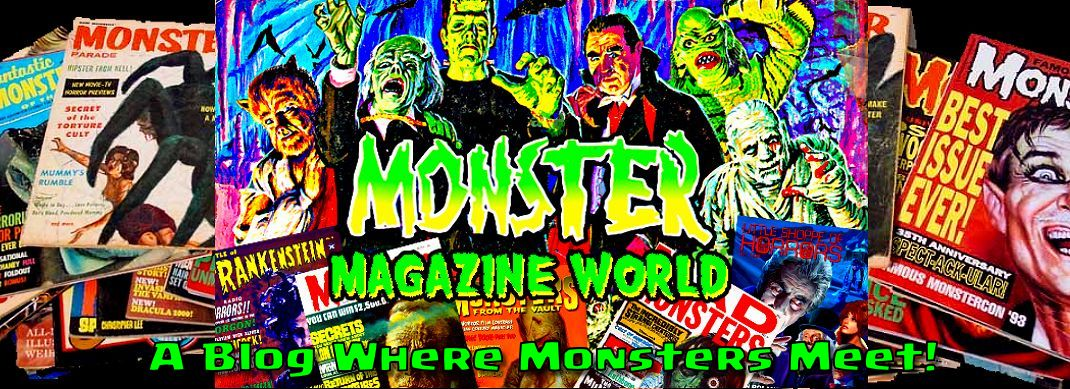 MONSTER MAGAZINE WORLD
