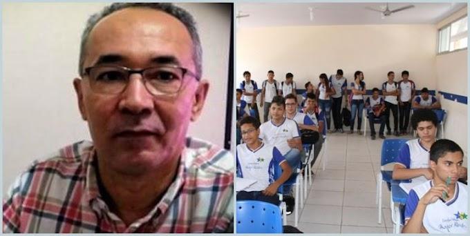 Sociólogo e gestor da Educação defende mudanças na reforma governista do ensino médio