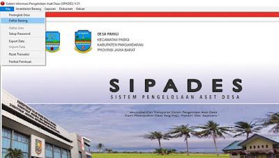 Sipades-aset