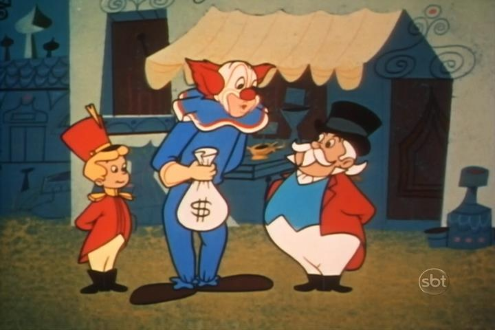 Hanna Barbera Show Parte 2: Bozo (The Bozo Show)
