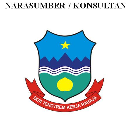 Bentuk Berkas Narasumber Konsultan untuk Administrasi Akreditasi Sekolah Format Word