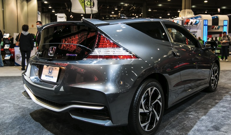 2018 Honda Cr Z The Hybrid Two Seater Gets A Refresh Review