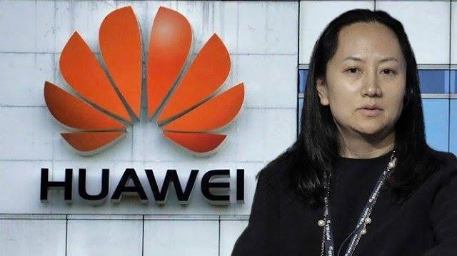 Bà Mạnh Vãn Châu (Meng WanZhou) vừa bị phía Canada bắt giữ