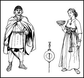 History of Western Civilization through FASHION: #3 The