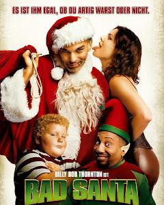 Poster Of Bad Santa (2003) Full Movie Hindi Dubbed Free Download Watch Online At worldfree4u.com