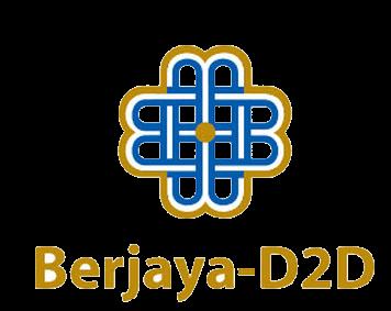 logo cty berjaya - d2d