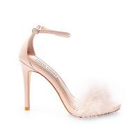 Kathryn Bernardo Bet on Your Baby BOYB Steve Madden Fur Stiletto High Heels