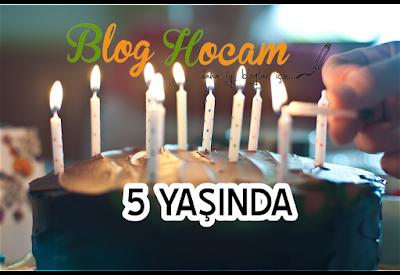 bloghocam doğumgünü