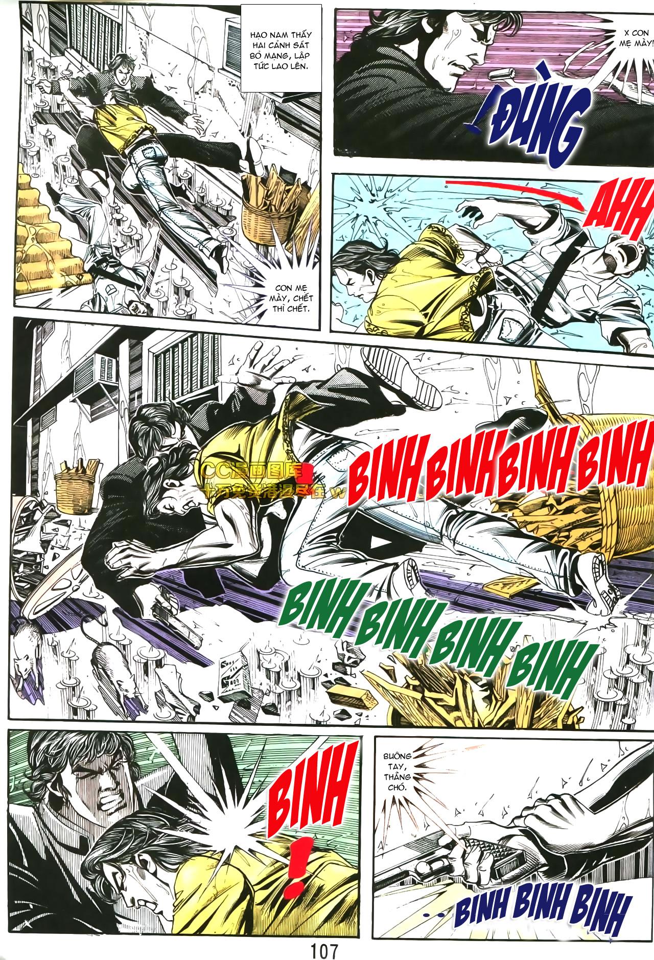 Người Trong Giang Hồ chapter 173: da ngựa bọc thây trang 25