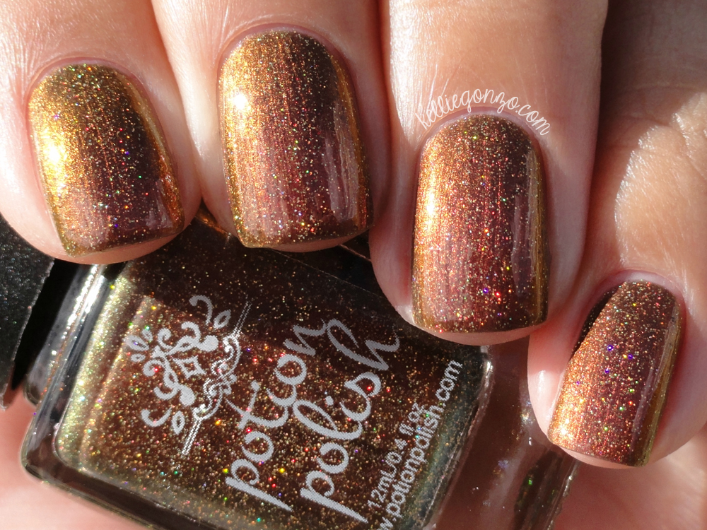 Potion Polish Harvest Moon