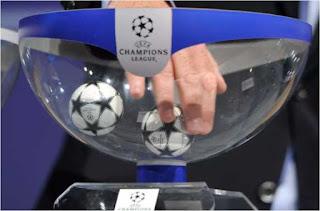 Hasil Undian Semifinal Liga Champions 2017-2018