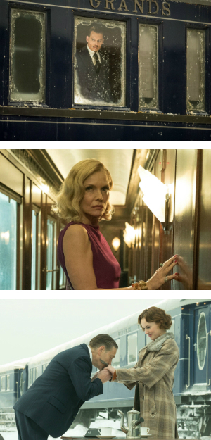 """Review of """"Murder on the Orient Express"""""""