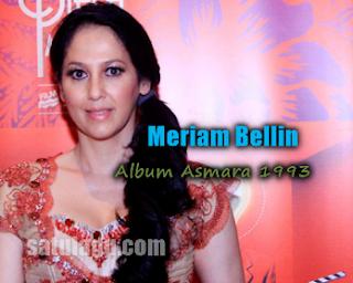 Koleksi Lagu Pop Lawas Mp3 Meriam Bellina Album Asmara (1993) Full Rar