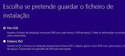 Como criar DVD do Windows 8 ou pendrive Bootável